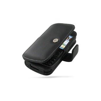 Nokia E5 PDair Læder Taske 3BNKEZB41 - Sort PDair til  - MediaNyt