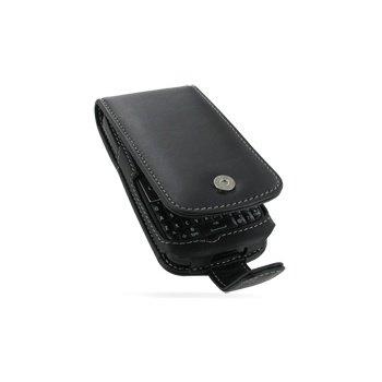 Nokia E5 PDair Læder Taske 3BNKEZF41  - Sort PDair til  - MediaNyt.dk