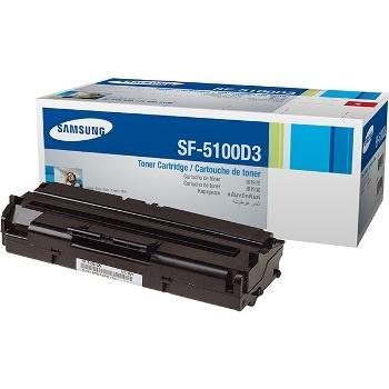 Samsung SF-5100, SF-530 Toner SF-5100D3/ELS - Sort Samsung til  - MediaNyt
