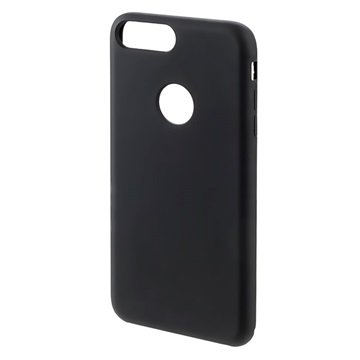 iPhone 7 / iPhone 8 4Smarts Cupertino Silikone cover - Sort