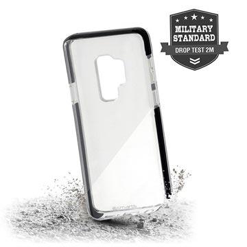 4smarts Airy-Shield Samsung Galaxy S9 Cover - Sort