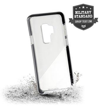 4smarts Airy-Shield Samsung Galaxy S9+ Cover - Sort