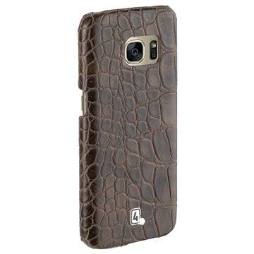 4smarts Everglade Samsung Galaxy S7 Cover - Brun