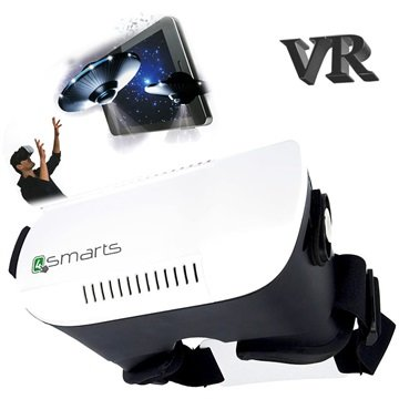 4smarts Spectator Plus Universale Virtual Reality Briller - Hvid