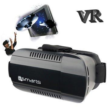 4smarts Spectator Plus Universale Virtual Reality Briller - Sort