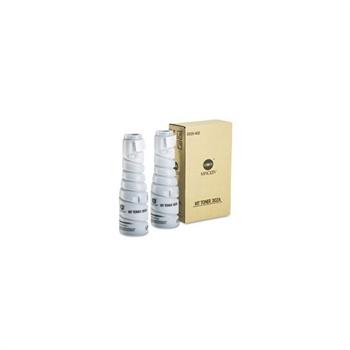 Konica Minolta DI 250, DI 351, DI 302B Toner 8936404 - Sort MTP Products til  - MediaNyt
