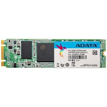 ADATA Premier SP550 M.2 2280 SSD - 240GB ADATA til  - MediaNyt.dk