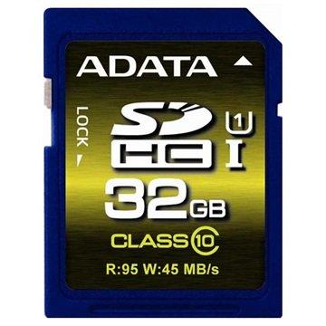 Adata Premier Pro SDHC Hukommelseskort - 32GB ADATA til  - MediaNyt.dk