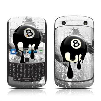 Blackberry Curve 3G 9300, Curve 9350, Curve 9360, Curve 9370 8Ball Ski DecalGirl til  - MediaNyt