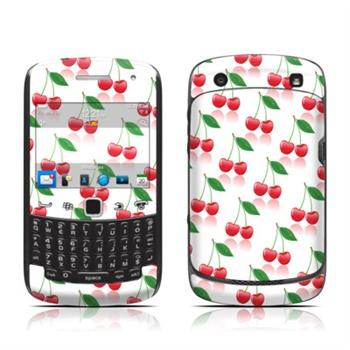 Blackberry Curve 3G 9300, Curve 9350, Curve 9360, Curve 9370 Cherry Sk DecalGirl til  - MediaNyt.dk
