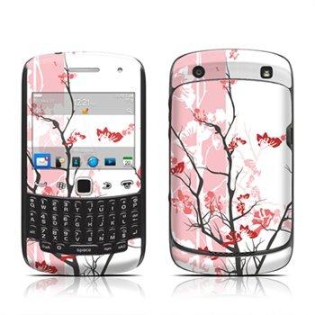 Blackberry Curve 3G 9300, Curve 9350, Curve 9360, Curve 9370 Pink Tran DecalGirl til  - MediaNyt
