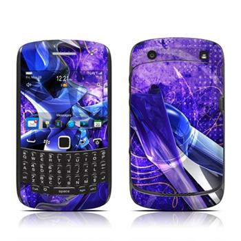 Blackberry Curve 3G 9300, Curve 9350, Curve 9360, Curve 9370 Ultraviol DecalGirl til  - MediaNyt.dk