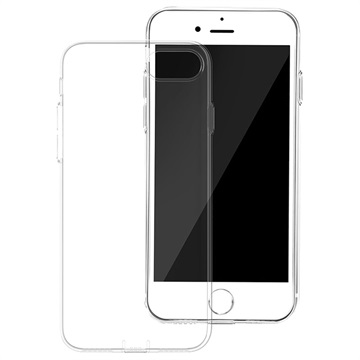 iPhone 7 / iPhone 8 Baseus Simple Series TPU Cover - Gennemsigtig