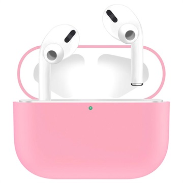 Basic Series AirPods Pro Silikone Cover - Pink
