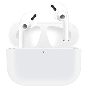 Basic Series AirPods Pro Silikone Cover - Hvid