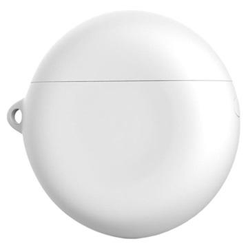 Basic Series Huawei FreeBuds 3 Silikone Cover - Hvid