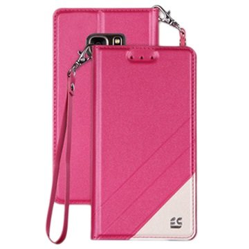 Beyond Cell Infolio C Samsung Galaxy S7 Active Pung - Hot Pink