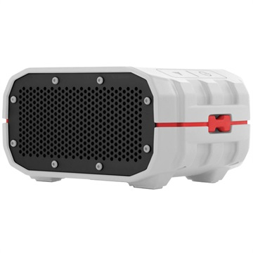 Braven BVR-1 HD Bærbar Bluetooth Højttaler / Power Bank - Grå / Rø Braven til  - MediaNyt