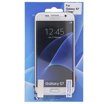 Samsung Galaxy S7 Digishield Beskyttelsesfilm - Krystalklar