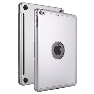 Dux Ducis iPad Mini (2019), iPad Mini 4 Bluetooth Tastatur Cover - Hvi