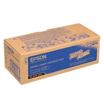 Epson C13S051165 Toner - Aculaser C 2900 DN - Sort Epson til  - MediaNyt
