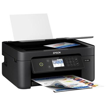 Epson Expression Home XP-4100 Blækprinter Multifunktion – Farve – Blæk C11CG33403