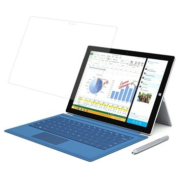 Microsoft Surface Pro 3 Hærdet Glas Beskyttelsesfilm