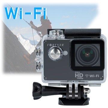 Forever SC-210 Full HD Wi-Fi Action Kamera Forever til  - MediaNyt.dk