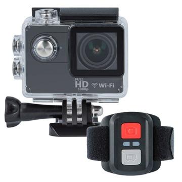 Forever SC-300 Wi-Fi Action Kamera Forever til  - MediaNyt