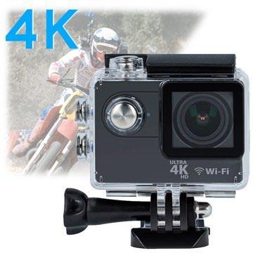 Forever SC-400 4K Wi-Fi Action Kamera Forever til  - MediaNyt.dk