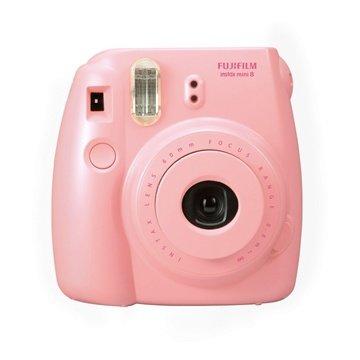 Fujifilm Instax Mini 8 Instant Kamera - Pink Fujifilm til  - MediaNyt.dk