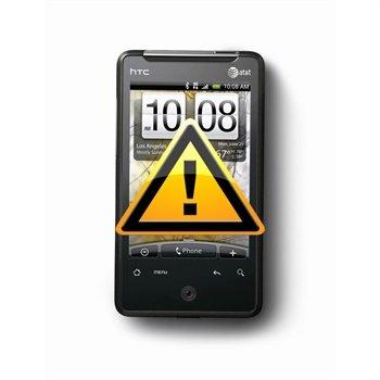 HTC Aria Samtale Højtaler Reparation  til  - MediaNyt
