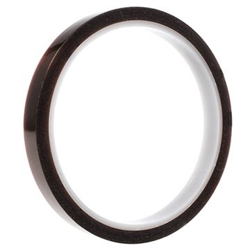 Varmebestandigt Polyimide Selvklæbende Tape - 1cm - 33m