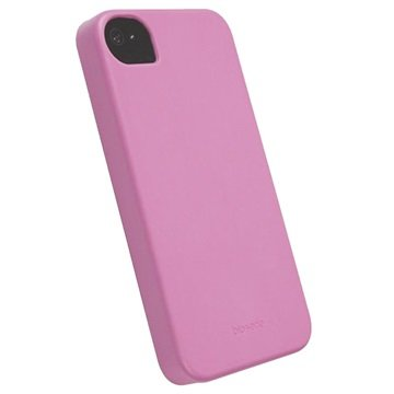 iPhone 5 / 5S / SE Krusell BioCover - Pink