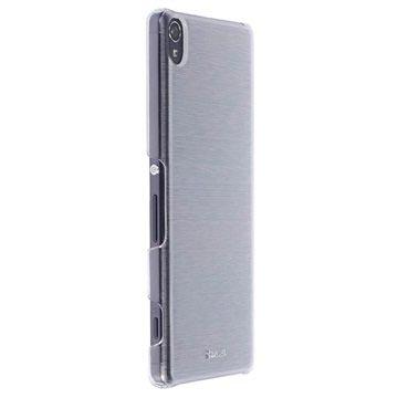 Krusell Boden Sony Xperia XA, Xperia XA Dual Cover - Gennemsigtig / Hv