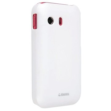 Samsung Galaxy Ace S5830 Krusell ColorCover - Hvid