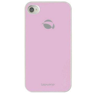 iPhone 4 / 4S Krusell GlassCover - Pink