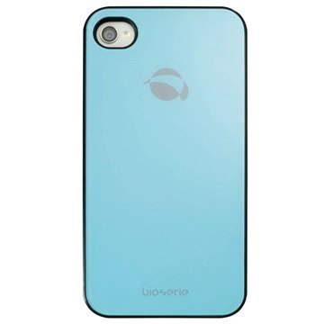 iPhone 4 / 4S Krusell GlassCover - Turkis
