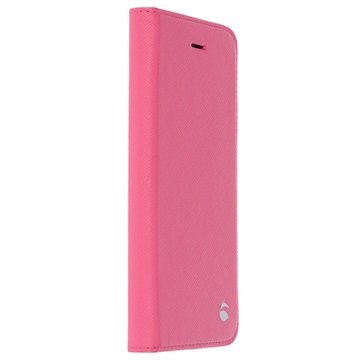 Krusell Malmo iPhone 7 Folio Cover - Pink
