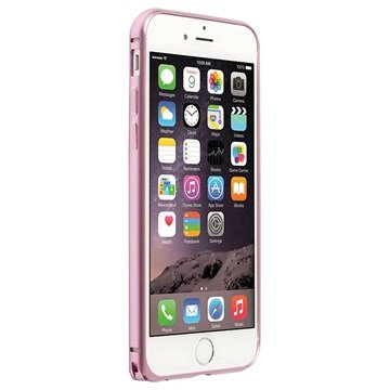 iPhone 6 Plus / 6S Plus Krusell Sala Aluminiums Bumper - Pink