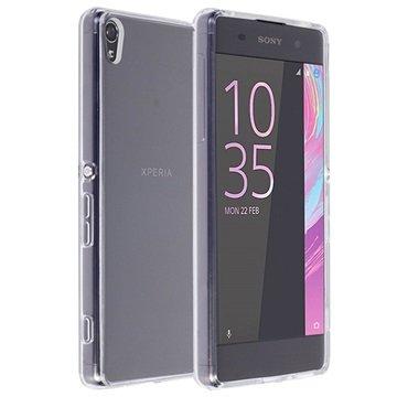 Krusell Kivik Sony Xperia XA Cover - Gennemsigtig