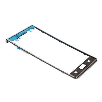 LG Optimus L7 P700 For Cover - Hvid LG til  - MediaNyt.dk