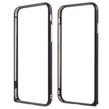 iPhone 7 Metal Bumper - Sort