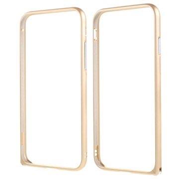 iPhone 7 Metal Bumper - Guld