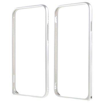 iPhone 7 Metal Bumper - Sølv