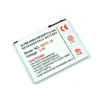 Motorola BX40 Batteri - Motorola RAZR2 V8 MTP Products til  - MediaNyt.dk