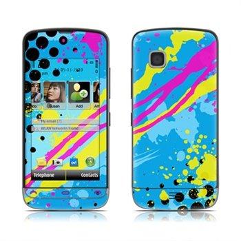 Nokia C5 Acid Skin DecalGirl til  - MediaNyt