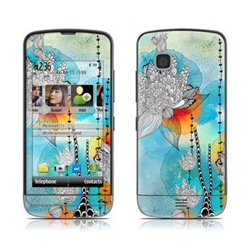Nokia C5 Coral Skin DecalGirl til  - MediaNyt.dk