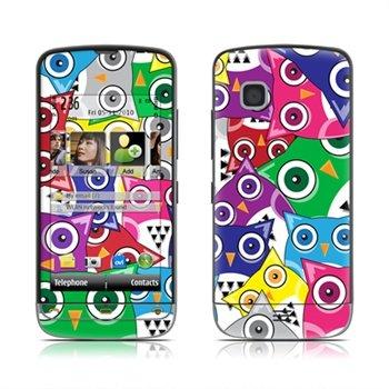 Nokia C5 Hoot Skin DecalGirl til  - MediaNyt