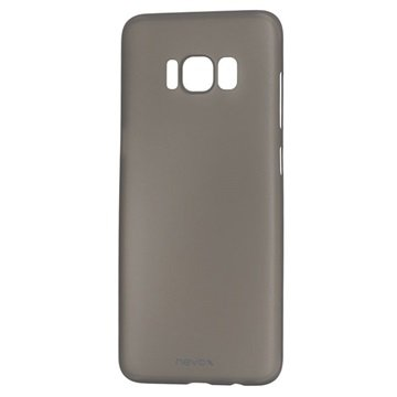Nevox StyleShell Air Samsung Galaxy S8 Cover - Frostet Sort